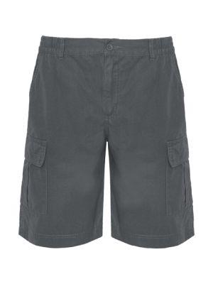 Pantalones roly armour de algodon con logo vista 1