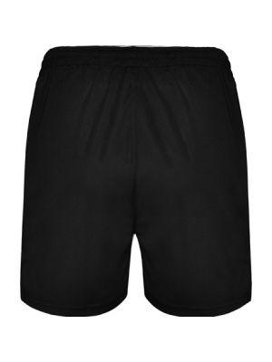 Pantalones técnicos roly player niño de poliéster con logo vista 2