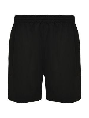 Equipaciones deportivas roly pantalón corto deneb de niño de poliéster con impresión imagen 1