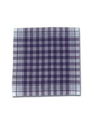 Hierbas & falleros fallero de cuadros de 100% algodón con impresión vista 1