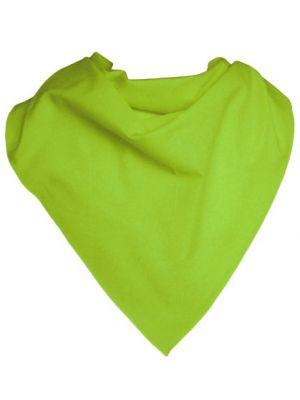 Pañuelos lisos poliester cuadrado 60x60 de poliéster con publicidad vista 1