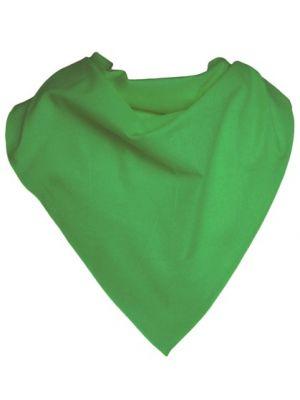 Pañuelos lisos triangular popelín 57x80 de algodon para personalizar vista 1