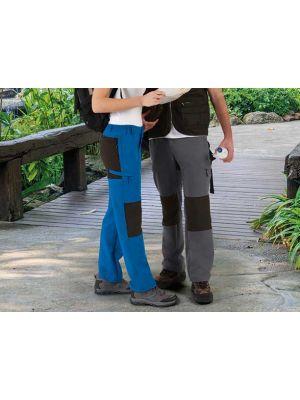 Material trekking valento pantalon trekking dator con logo vista 1