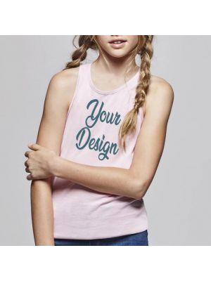 Camisetas tirantes roly brenda mujer niño de 100% algodón vista 1