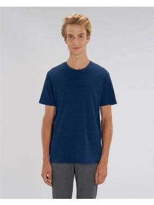 Camisetas manga corta stanley stella creator denim ecológico para personalizar vista 1