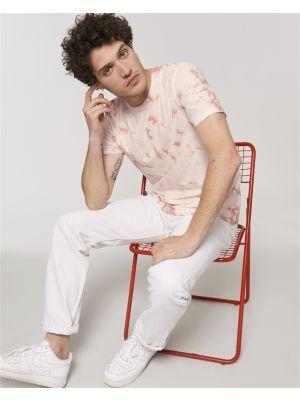 Camisetas manga corta stanley stella creator tie ecológico con publicidad vista 1