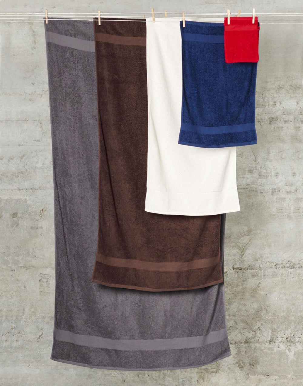 Toallas y albornoces towels by jassz de baño grande seine 100x180 cm para personalizar vista 1