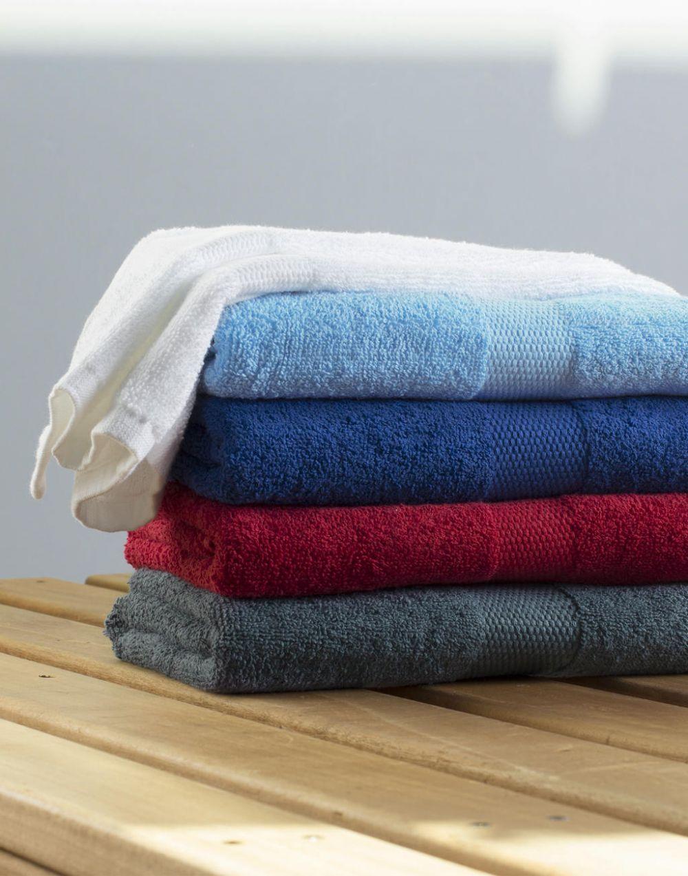 Toallas y albornoces towels by jassz para manos tiber 50x100 cm imagen 1