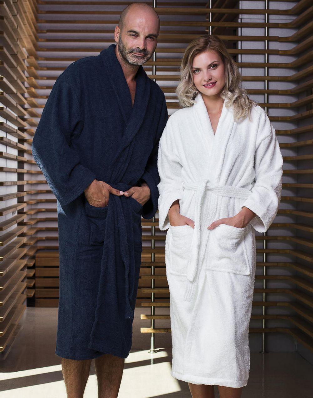 Toallas y albornoces towels by jassz albornoz geneva para personalizar imagen 1