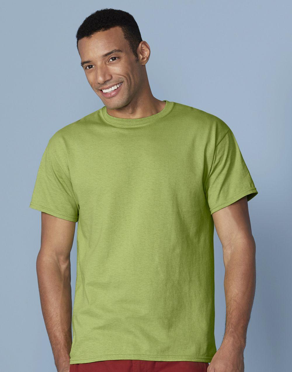 Camisetas manga corta gildan ultra para personalizar vista 3