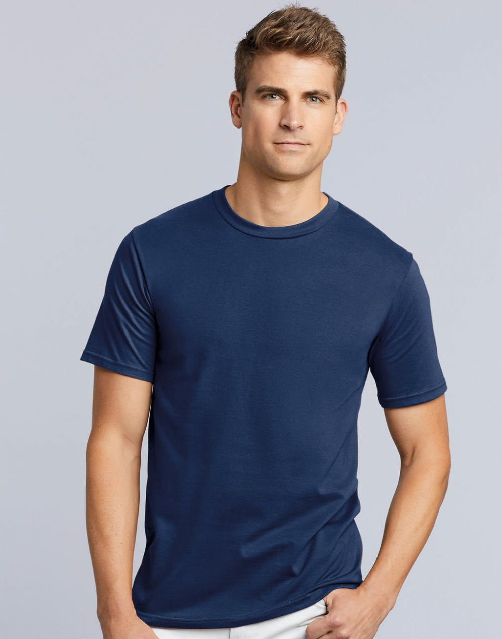 Camisetas manga corta gildan premium 185 gr para personalizar imagen 1