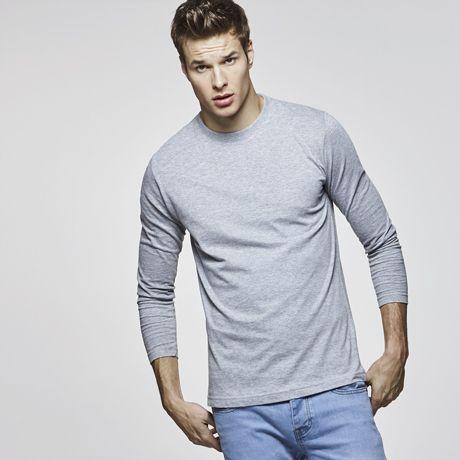 Camisetas manga larga roly extreme de 100% algodón vista 1
