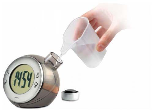Relojes sobremesa droppy de plástico vista 1