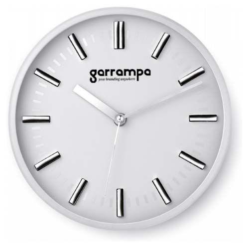 Relojes pared cosy de plástico para personalizar vista 1