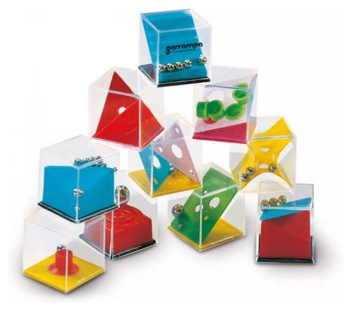 Juguetes y puzzles fumiest juegos surtidos de plástico para personalizar vista 1