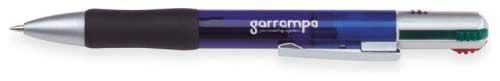 Bolígrafos originales bonles de plástico para personalizar vista 1