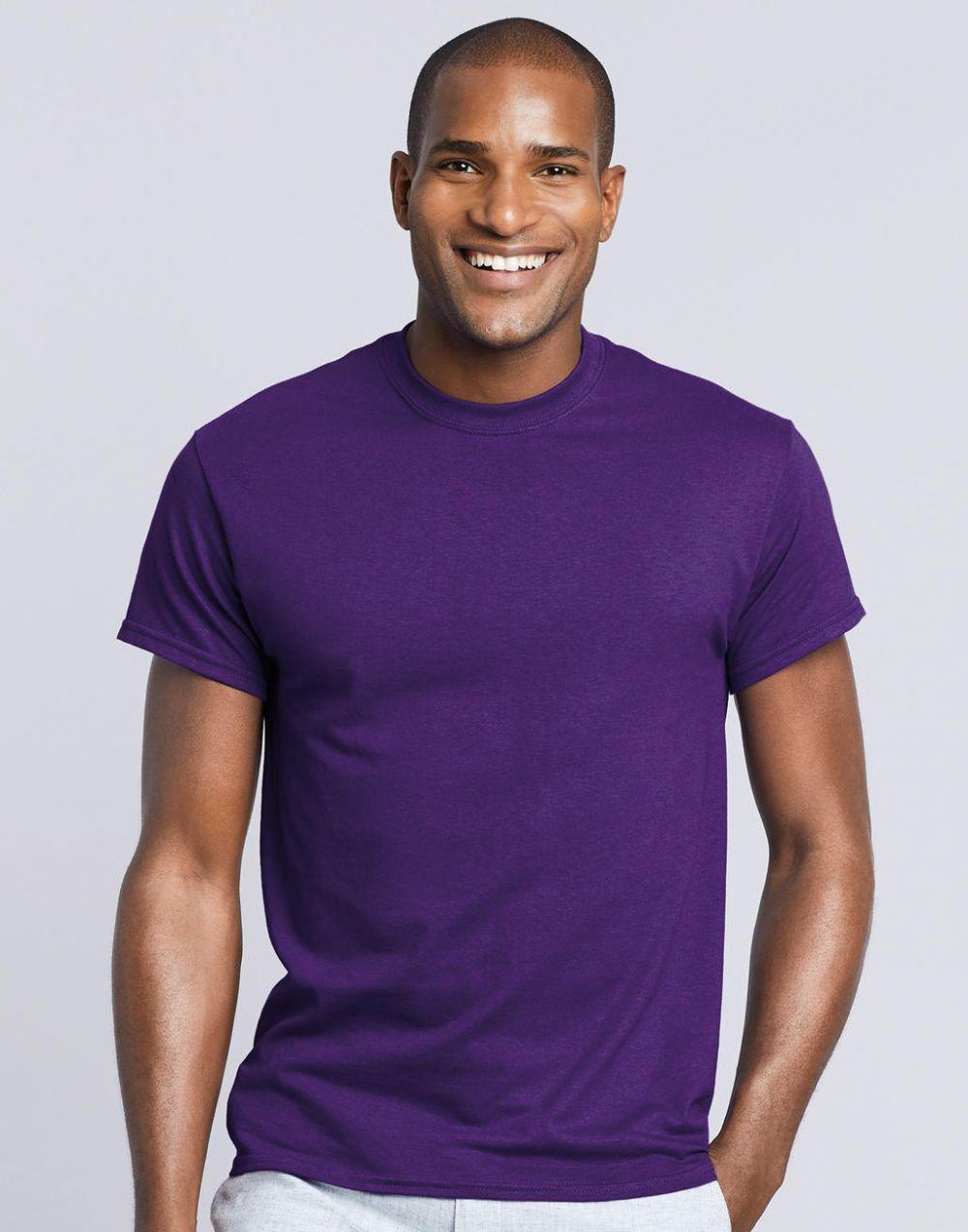 Camisetas manga corta gildan heavy 185 gr para personalizar imagen 1
