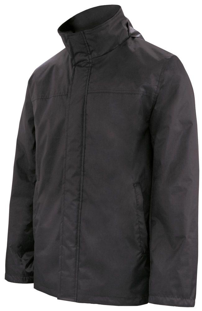 Parkas y abrigos velilla acolchada impermeable de poliéster con logo imagen 1