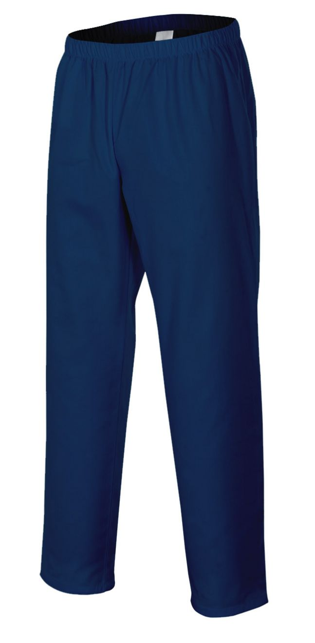 Pantalones sanitarios velilla pijama industria alimentaria de algodon vista 1