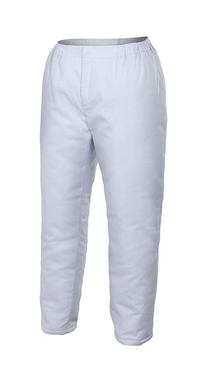 Pantalones de hostelería velilla ambientes fríos 253002 de algodon para personalizar vista 1