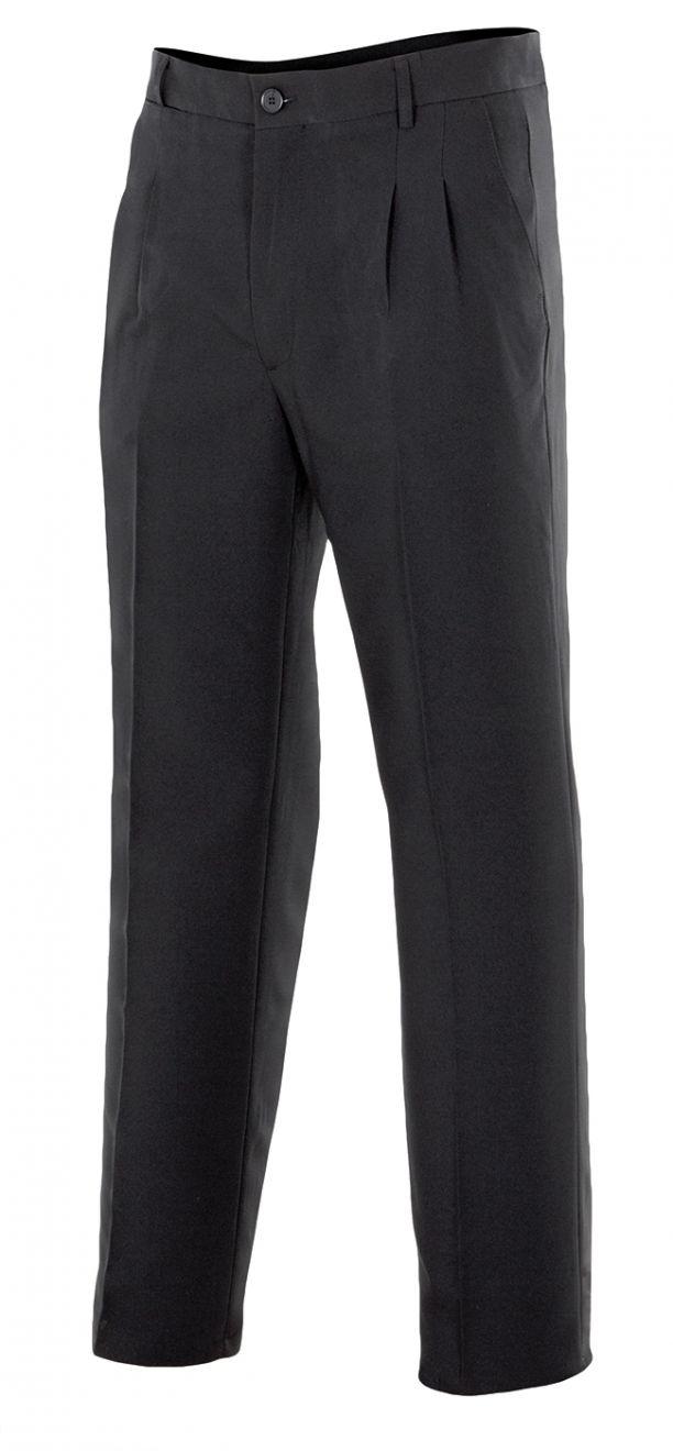 Pantalones de trabajo velilla sala hombre de poliéster para personalizar vista 1