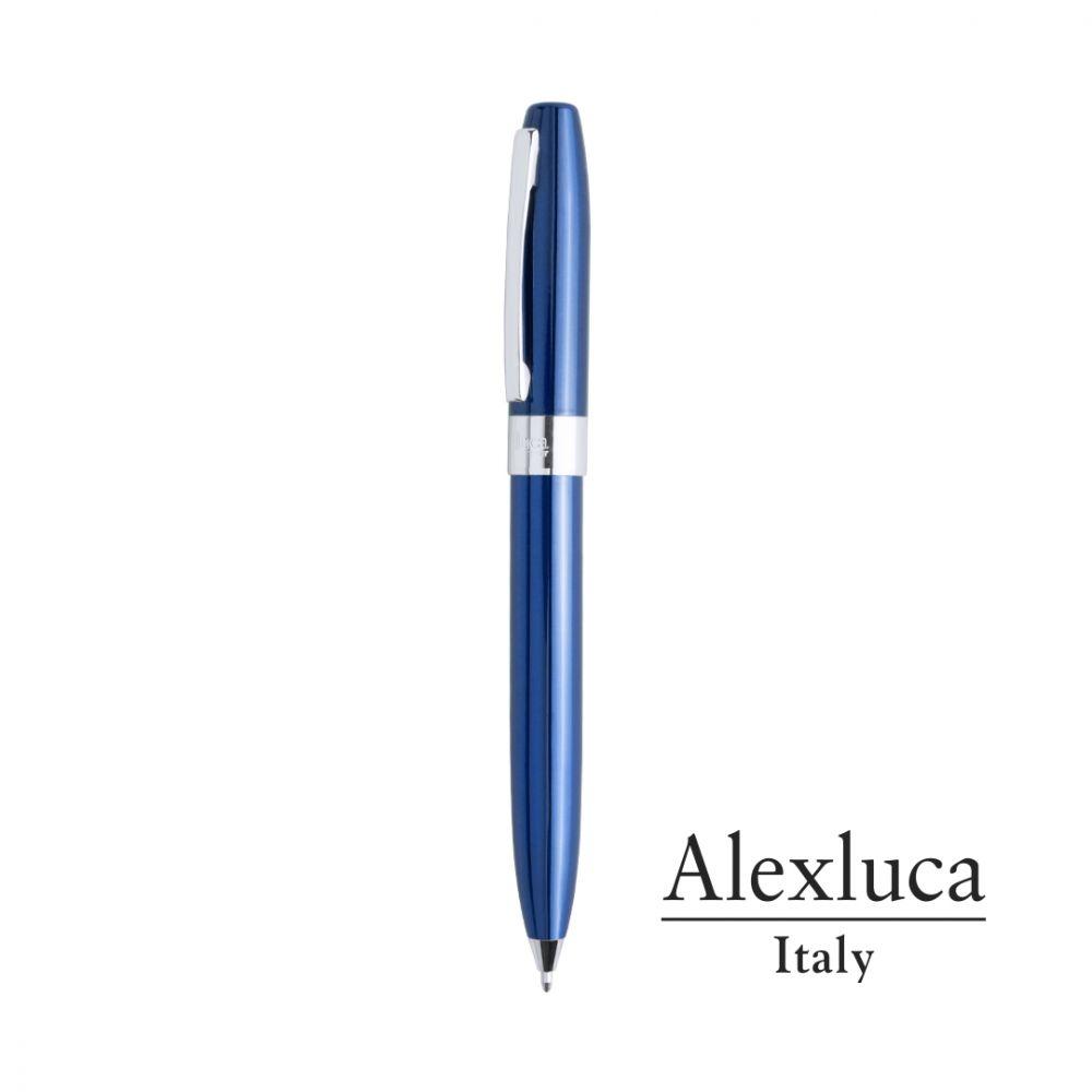 Bolígrafos de lujo alexluca smart de metal con publicidad vista 1