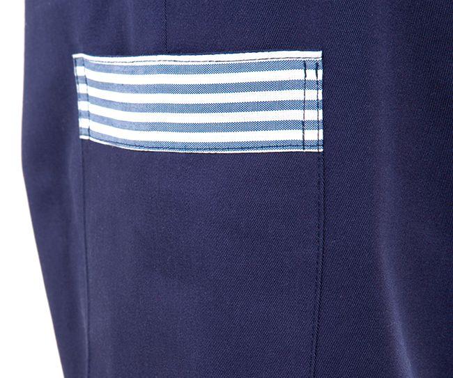 Pantalones sanitarios velilla pijama mujer de algodon vista 1