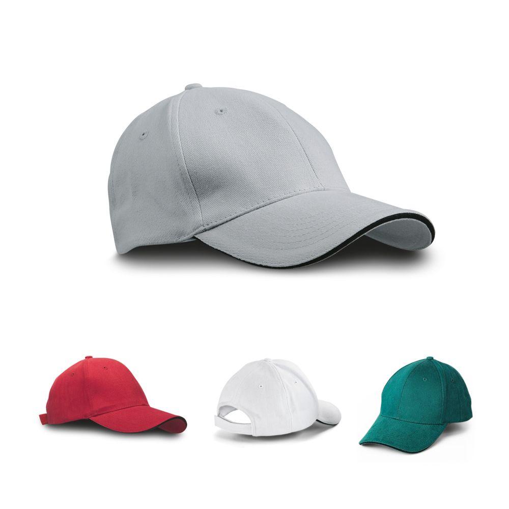 Gorras serigrafiadas heavy de algodon para personalizar vista 1