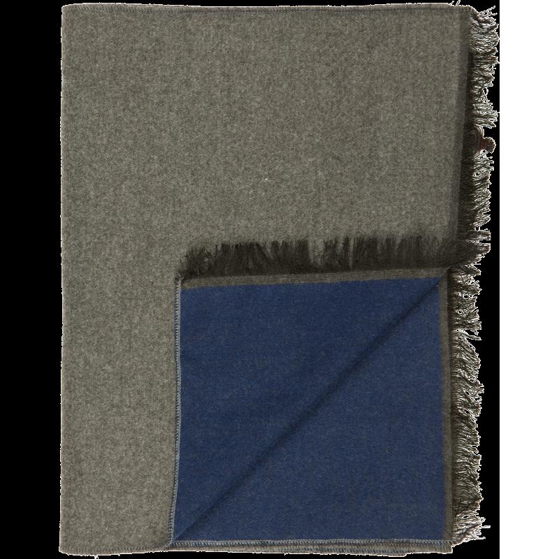 Bufandas mild de rayón con logo vista 1