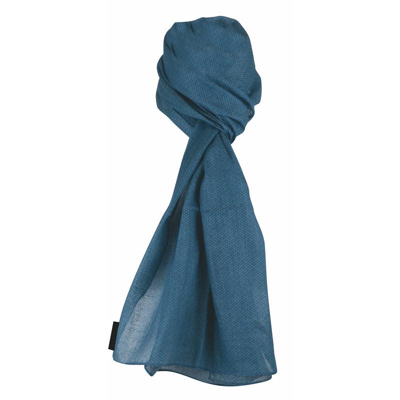 Complementos vestir foulard circle de algodon imagen 1