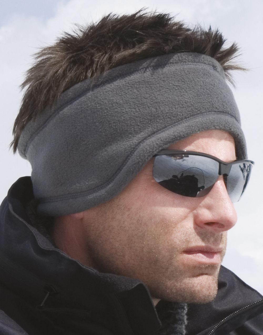 Gorros invierno result bandana polar active fleece by result™ para personalizar vista 1