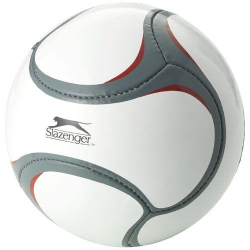Complementos deportivos balón de fútbol 6 paneles libertadores de latex con logo imagen 1