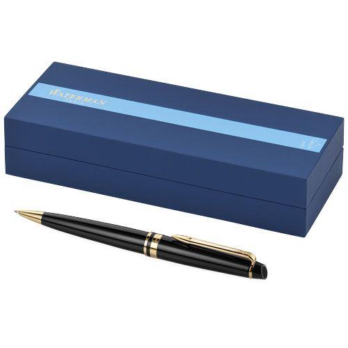 Bolígrafos de lujo expert pen de lacado con logo imagen 1
