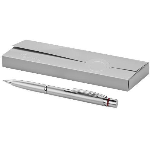 Bolígrafos de lujo madrid de metal con publicidad vista 1