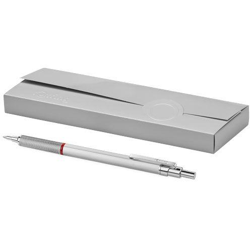 Bolígrafos de lujo rapid pro de metal vista 1