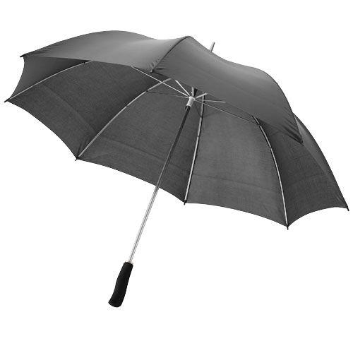 Paraguas clásicos 30 winner de poliéster con logo vista 1