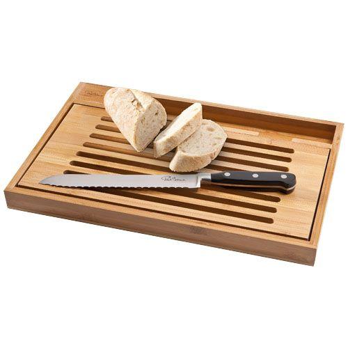 Tablas cocina for cutting with a bistro bread knife de metal ecológico vista 1