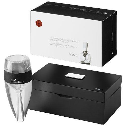 Accesorios vino aireador de vino vine de metacrilato con logo imagen 1