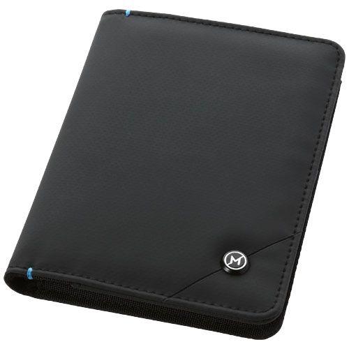 Carteras y monederos cartera con rfid para pasaporte odyssey de tarpaulin con impresión imagen 1
