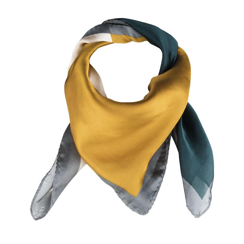 Complementos vestir pañuelo texture de poliéster imagen 1