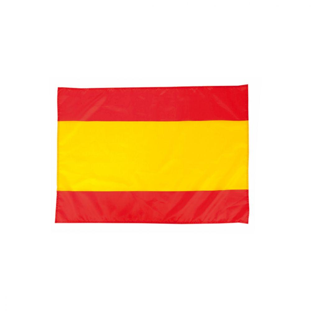 Banderas caser de poliéster vista 1