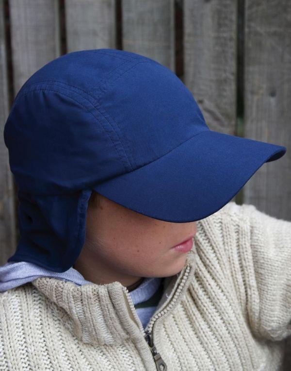 Gorras result legionario niño para personalizar vista 1