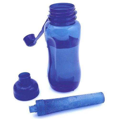 Bidones bore de plástico para publicidad vista 1