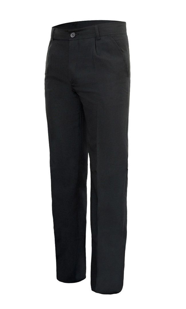 Pantalones de hostelería velilla pantalon sala hombre de poliéster imagen 1