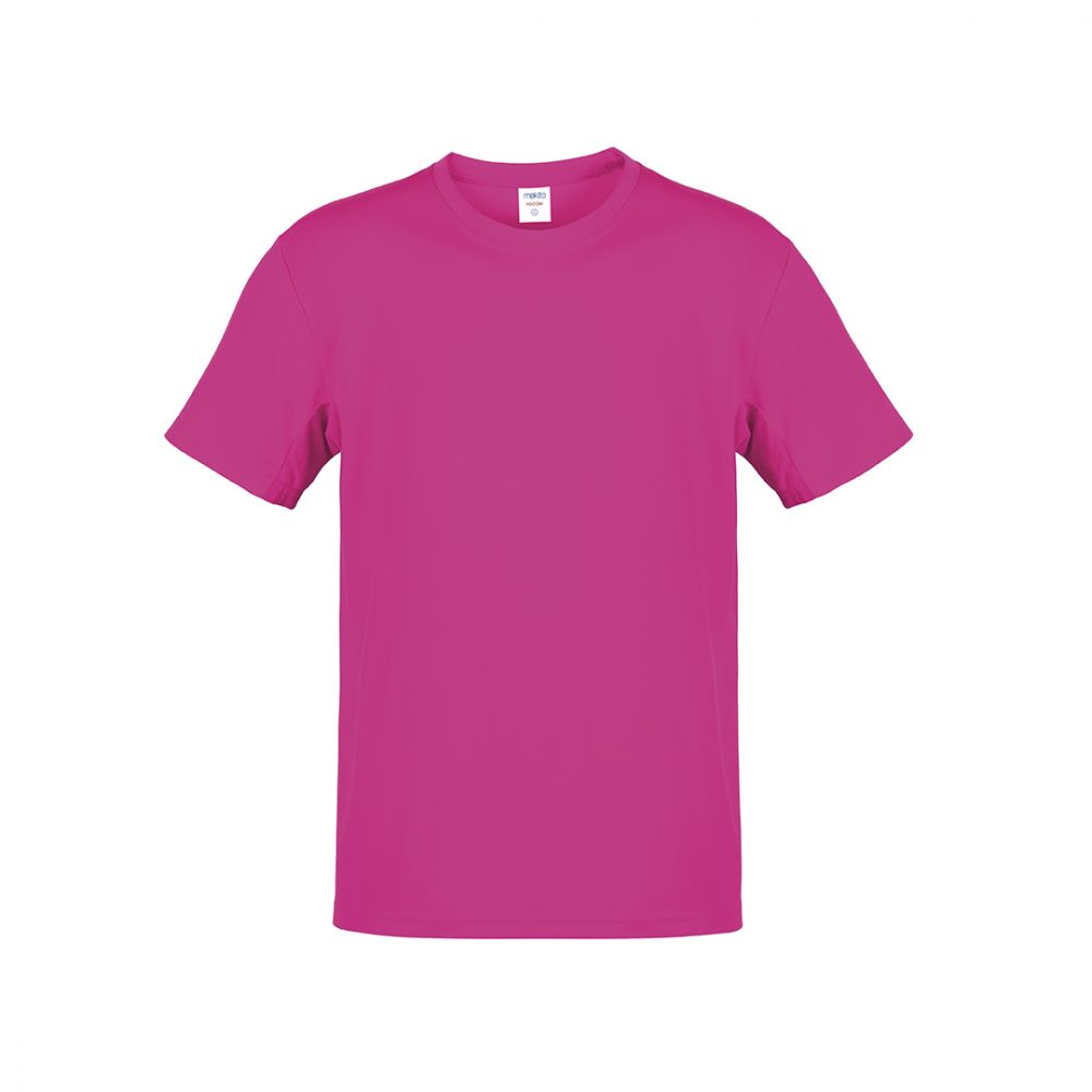Camisetas manga corta hecom de 100% algodón con publicidad vista 1