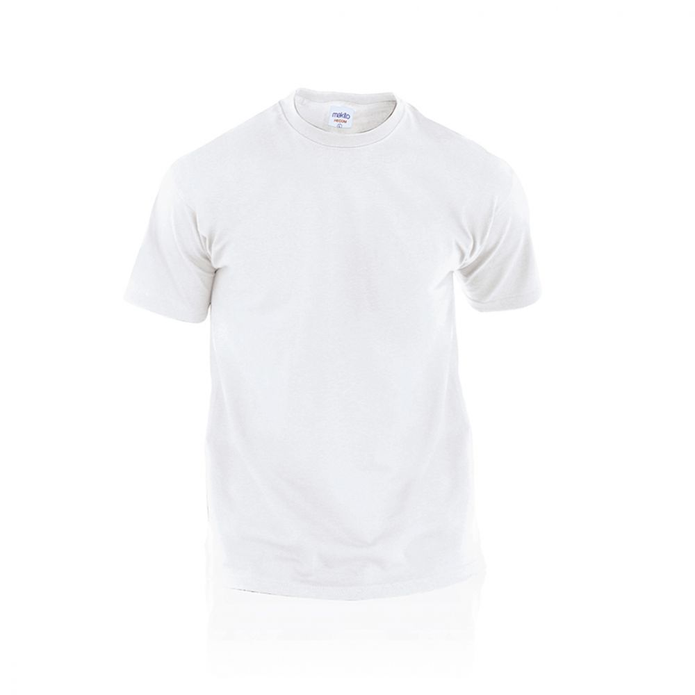 Camisetas manga corta hecom w de 100% algodón vista 1