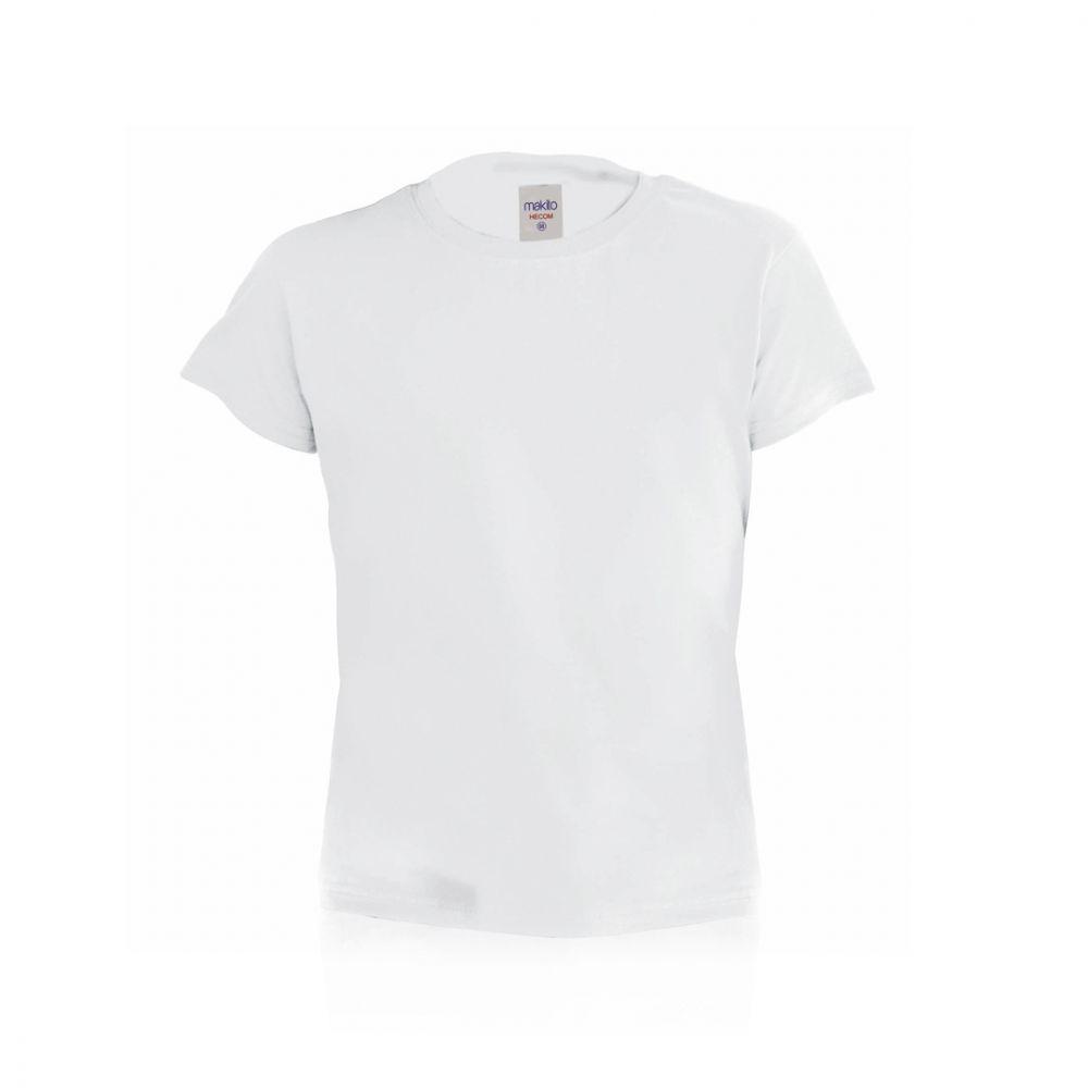 Camisetas manga corta hecom w niño de 100% algodón vista 1