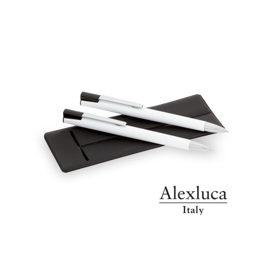 Bolígrafos de lujo alexluca siodo de metal vista 1