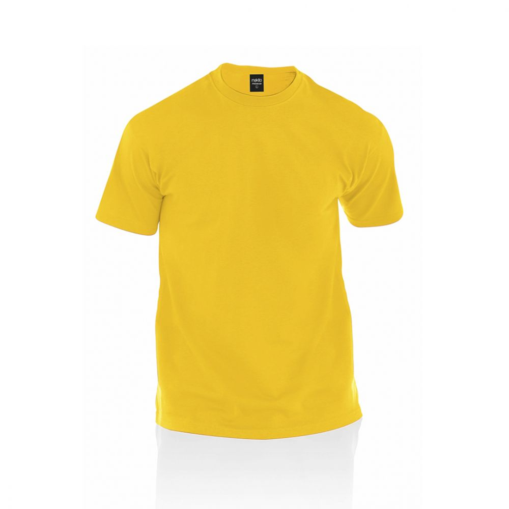 Camisetas manga corta premium de 100% algodón con impresión vista 1