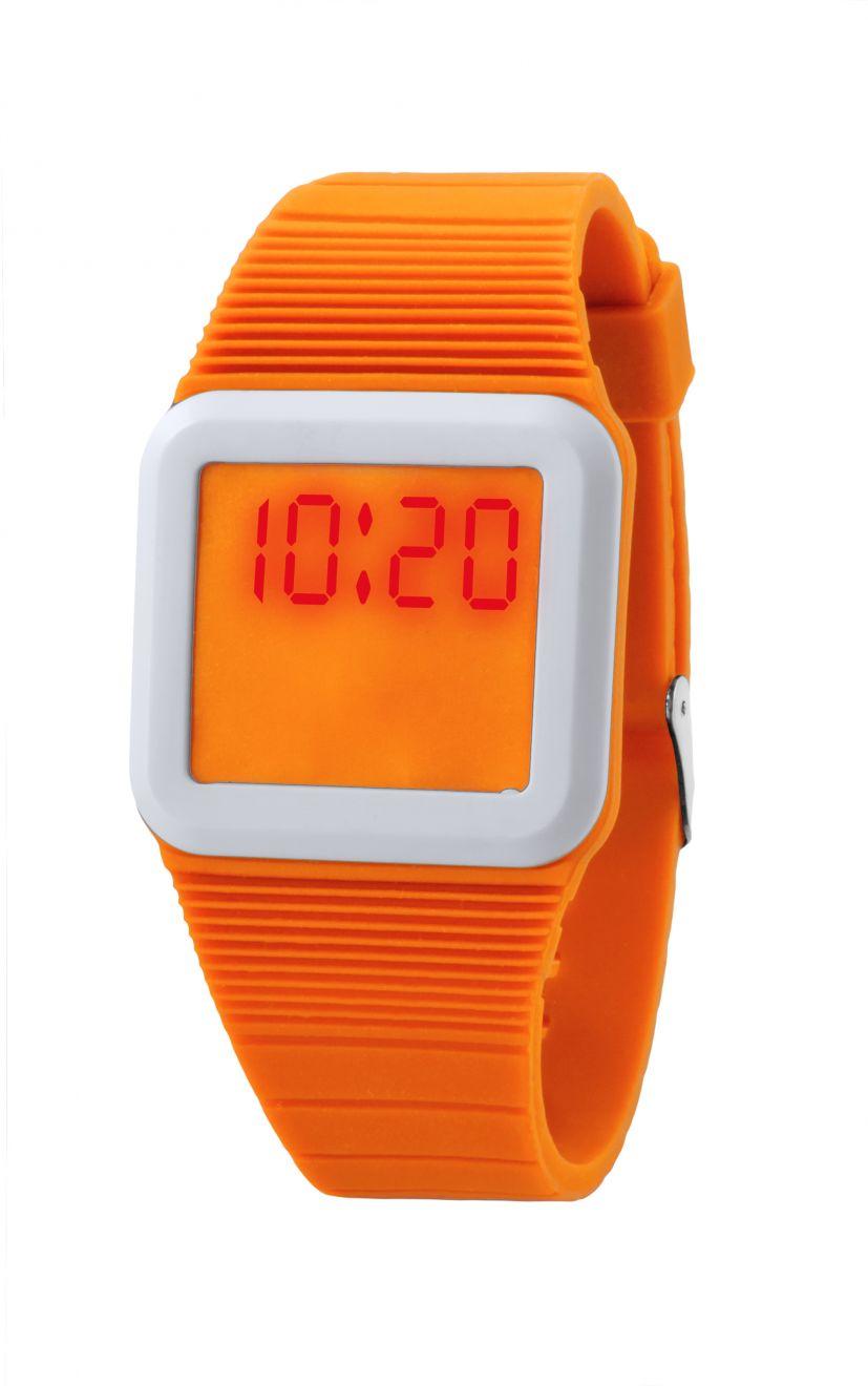 Relojes pulsera terax de silicona para personalizar vista 1